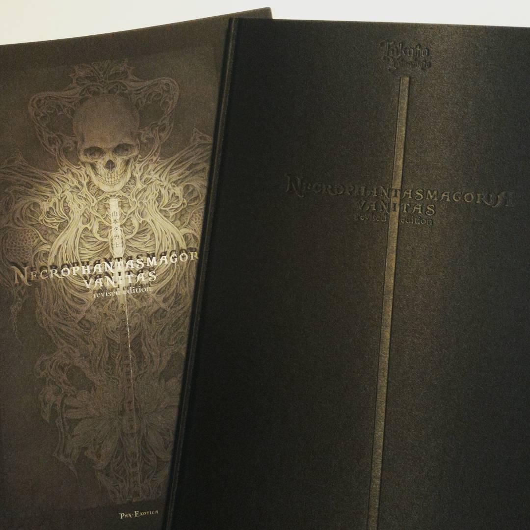 Takato Yamamoto Necrophantasmagoria Vanitas