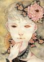 Hikari Shimoda - Blooming from the Darkness