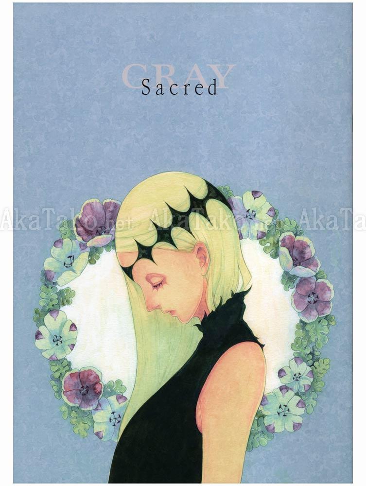 Em Nishizuka Gray Sacred SIGNED