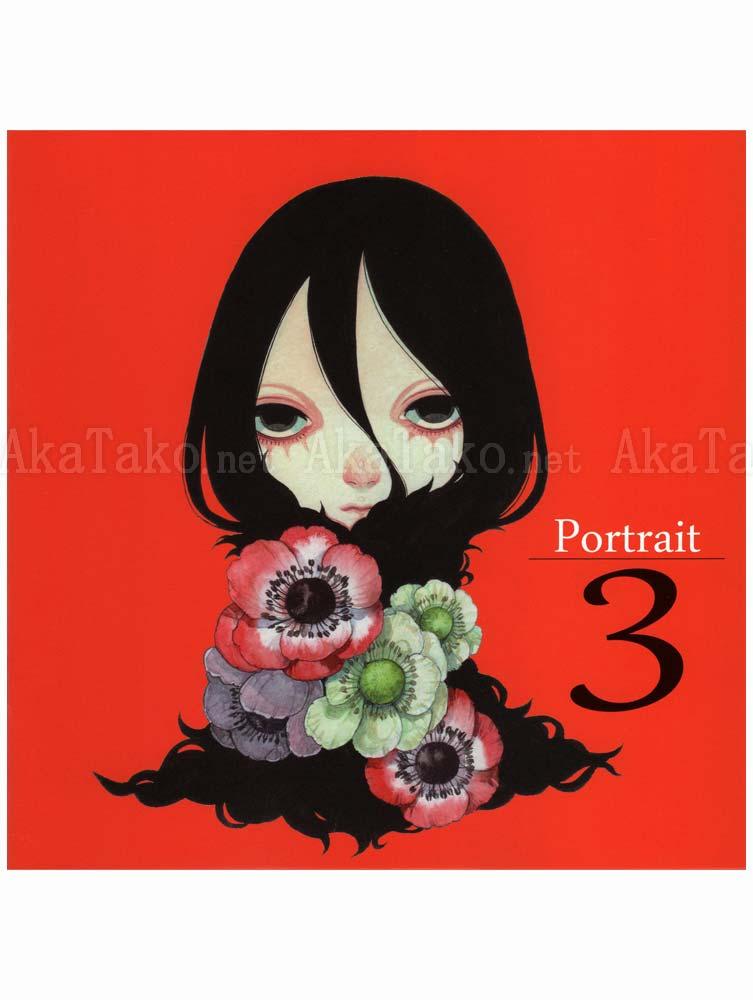 Em Nishizuka Portrait 3 SIGNED