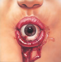 Trevor Brown - Eyeball in Mouth
