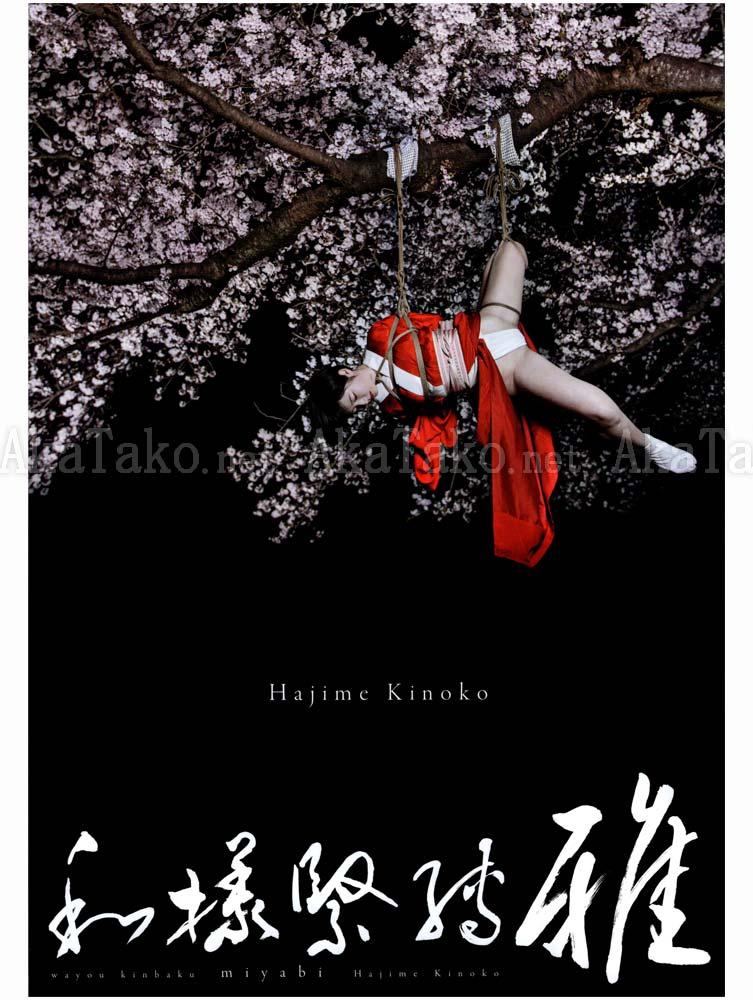 Hajime Kinoko Wayou Kinbaku Miyabi SIGNED