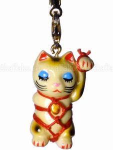 Lucky Cat Karada Kinbaku Charm
