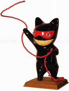 Rope Master Cat Smiling Kinbaku Doll