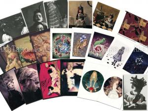 Il Calice di Alice - Postcard Set