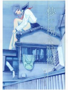 Chika Yamada Afterimage Seen in a Dream SIGNED - front cover