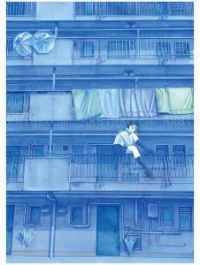 Chika Yamada Living Painting
