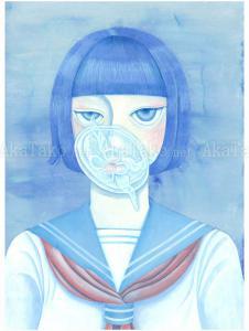 Chika Yamada Safe Breathing Painting