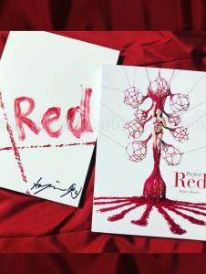 Hajime Kinoko Perfect Red Limited Edition
