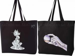 Hajime Sorayama Hachiko/World Bag L