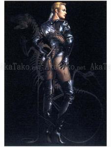 Hajime Sorayama Lithograph Print 17