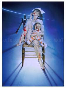 Hajime Sorayama print 15