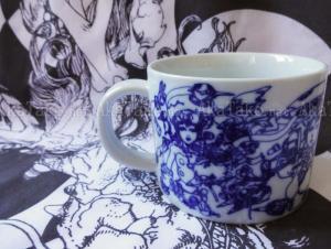 Katsuya Terada Porcelain Mug