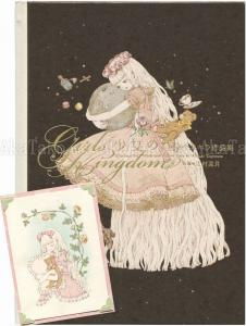 Kira Imai Girls Kingdom limited edition - front cover and print
