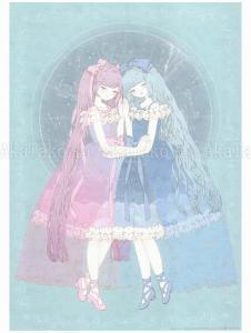 Kira Imai Mini Poster