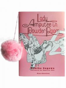 Makiko Sugawa Lady Amputee in Powder Room Special Edition