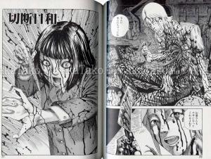 Shintaro Kago Antlion vs BaraBara Girl SIGNED