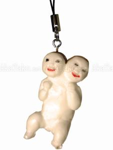 Shintaro Kago toy Freak Baby 6 cell phone strap