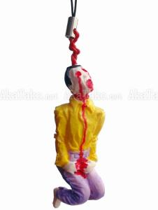 Shintaro Kago toy Hanging Corpse
