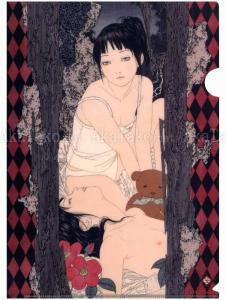 Takato Yamamoto Clear File Sweet Time