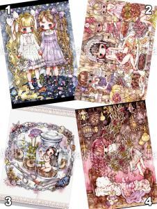 Tama Postcard Group 7