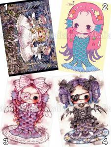 Tama Postcard Group 9