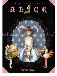 Trevor Brown Alice Poster