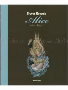 Trevor Brown Alice - new edition front cover
