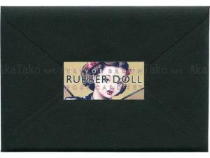 Trevor Brown Rubber Doll Postcards