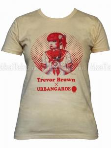 Trevor Brown Urbangarde t-shirt natural