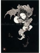 Takato Yamamoto Vampire - Appearance original painting