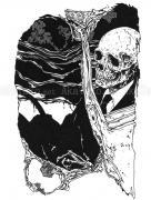 Takato Yamamoto Guide Into Darkness original painting