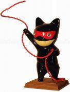 Rope Master Cat Smiling Kinbaku Doll