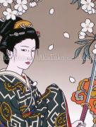 Toshio Saeki Poster 5 detail