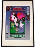 Toshio Saeki Poster 6 (frame not incl.)