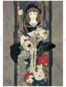 Takato Yamamoto Boxed Fantasy Original Painting