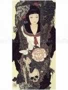 Takato Yamamoto Broken Collection Box Original Painting