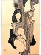 Takato Yamamoto Broken Nest Box painting