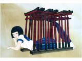 Chika Yamada Whereabouts Original Painting