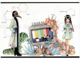 Em Nishizuka CHARAS SIGNED - front cover