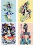 Em Nishizuka Postcard Set
