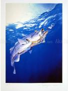 Hajime Sorayama giclee print 11