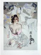 Hajime Sorayama giclee print 13