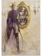 Hajime Sorayama giclee print 27