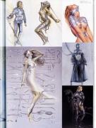 Hajime Sorayama Sexy Robot Gigantes - Metallic Female Forms