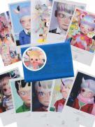 Hikari Shimoda Postcard Set SIGNED