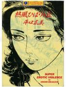 Hiromi Hiraguchi Neppu Hibarigaoka - front cover