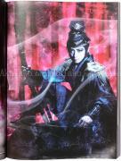 Hiroshi Nonami Vajra SIGNED - inside page