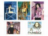 Junji Ito Artwork Postcard Set 3