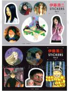 Junji Ito Sticker Sets - Sheet 1 or Sheet 2